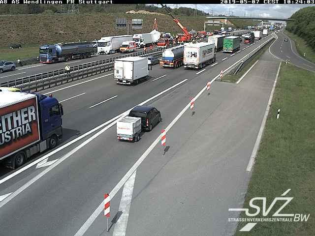 Webcam Autobahnen